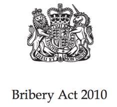 Bribery Act 201