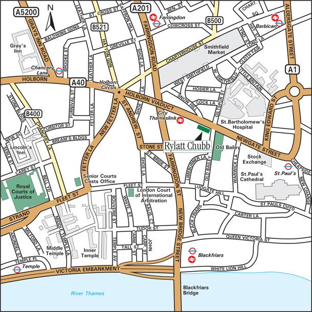 Rylatt Chubb LLP Location London
