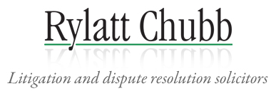 Rylatt Chubb - Litigation and dispute resolution solicitors
